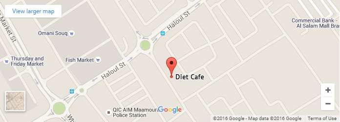 Diet-Cafe-location